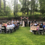Springside Inn Wedding for Karen and Jory